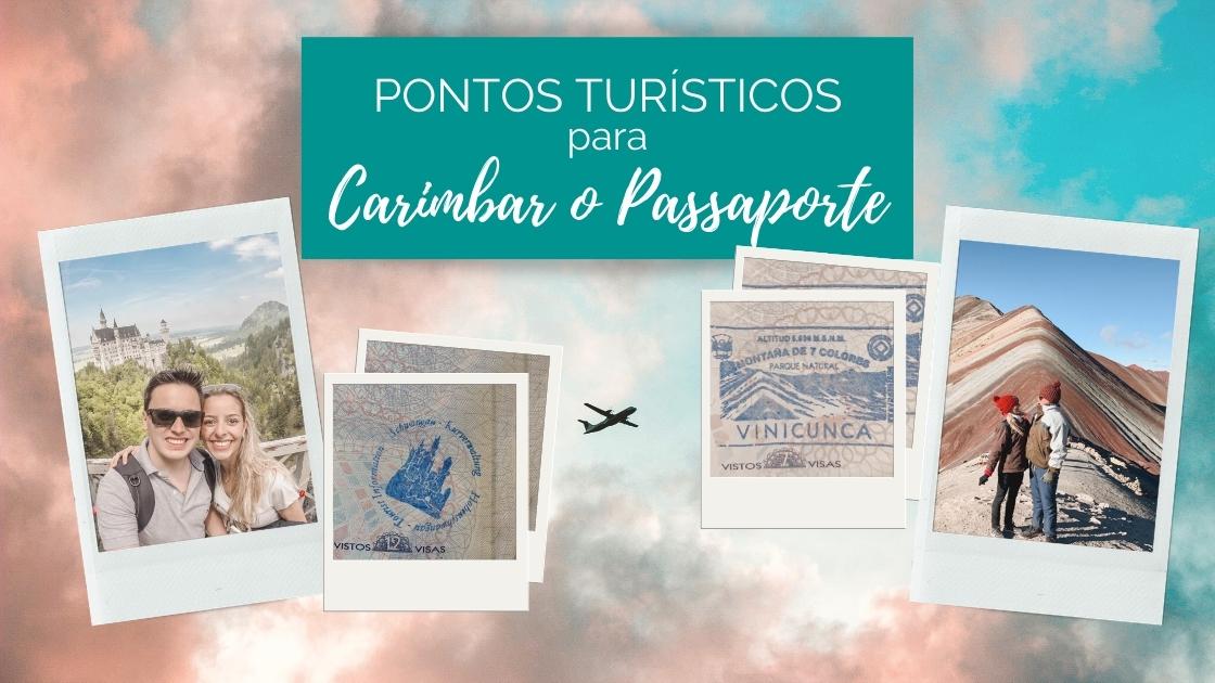 Pontos Turísticos para Carimbar o Passaporte