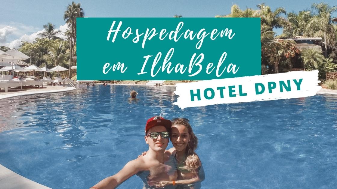 Hotel em IlhaBela DPNY