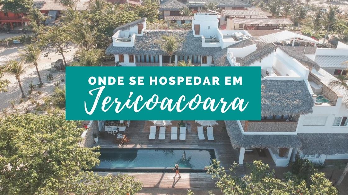 Hospedagem em Jericoacoara